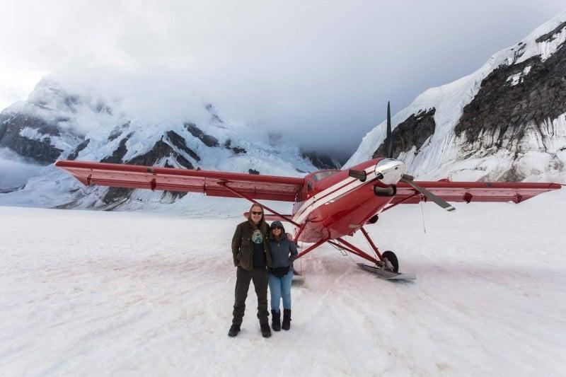 Day-04-Glacier-Landing-K2-Aviation-Alaska