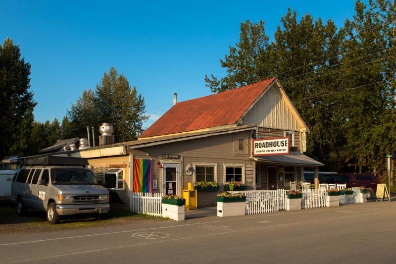 Day-05-Breakfast-Roadhouse-Cafe-Talkeetna-Alaska