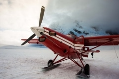 Glacier-landing-Denali-National-Park-K2-Aviation
