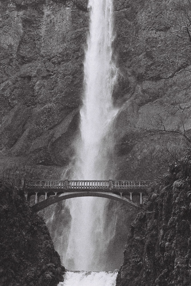 Multnomah Falls, Columbia River Scenic Byway