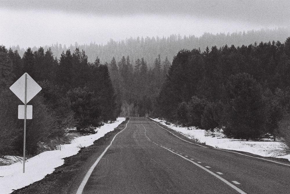 Oregon SR 35, Mount Hood National Forest