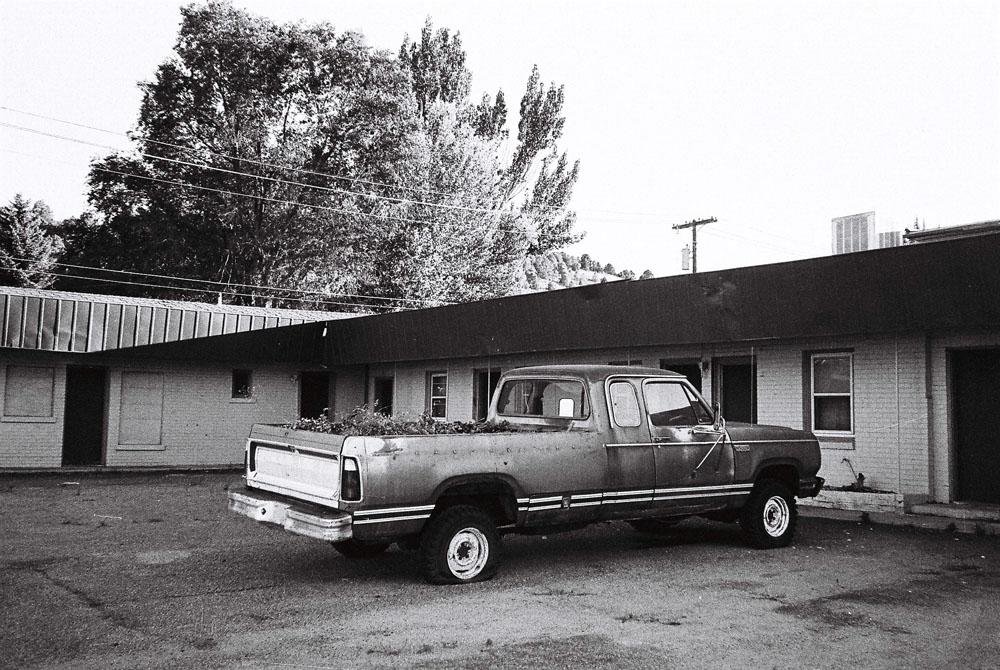 Pick Up at Motel
