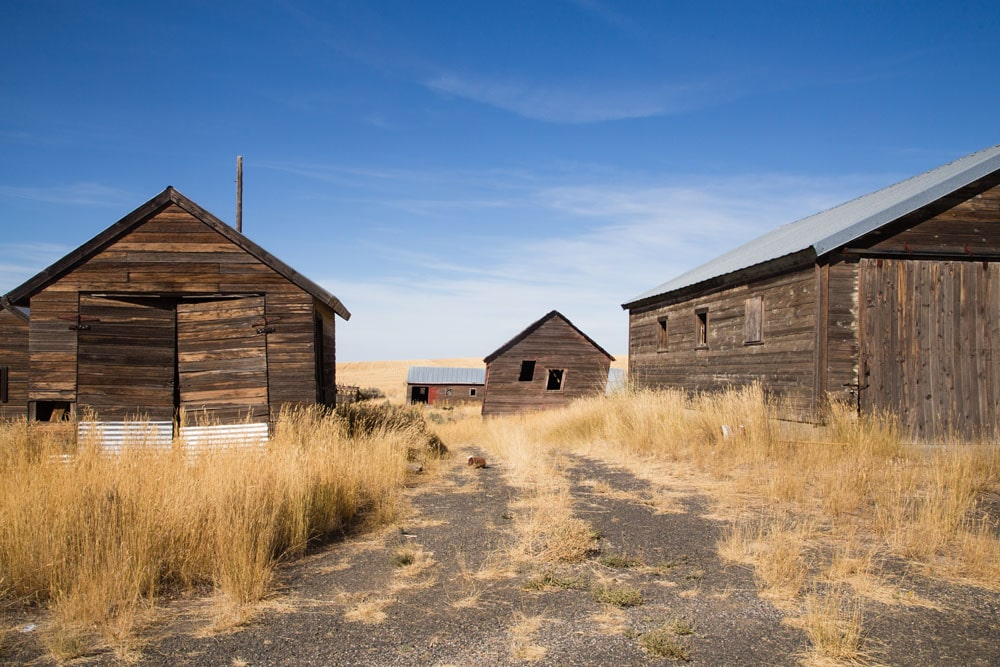 Barns, Washington