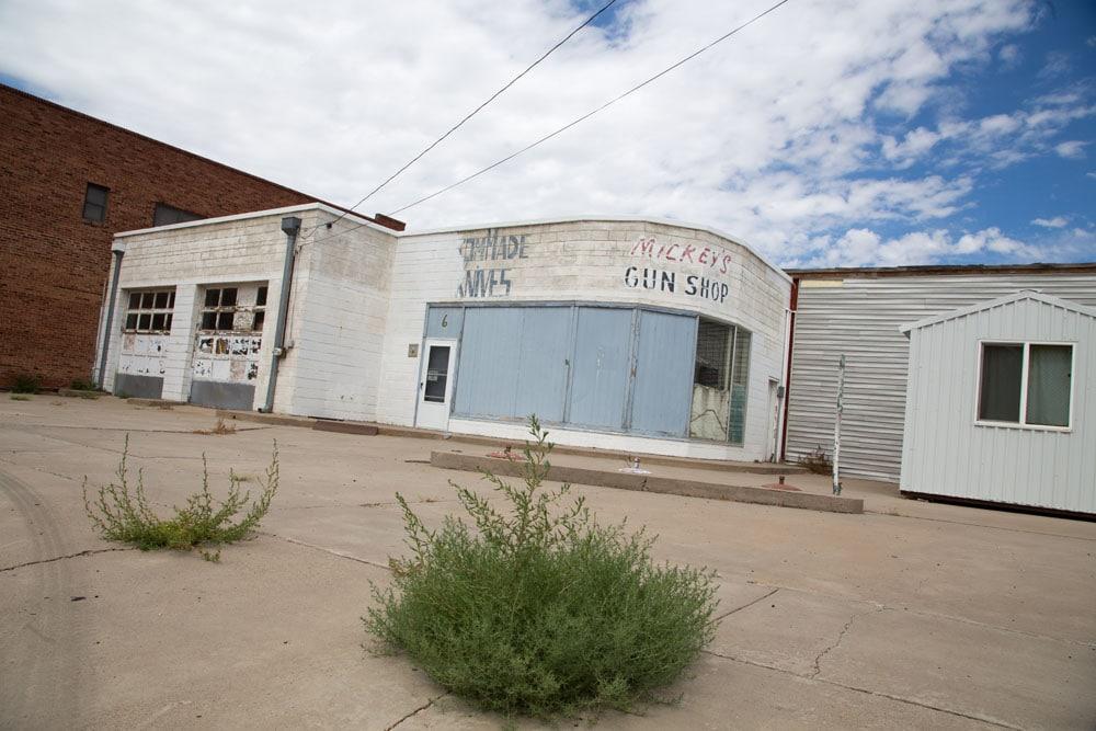 Mickey's Gun Shop