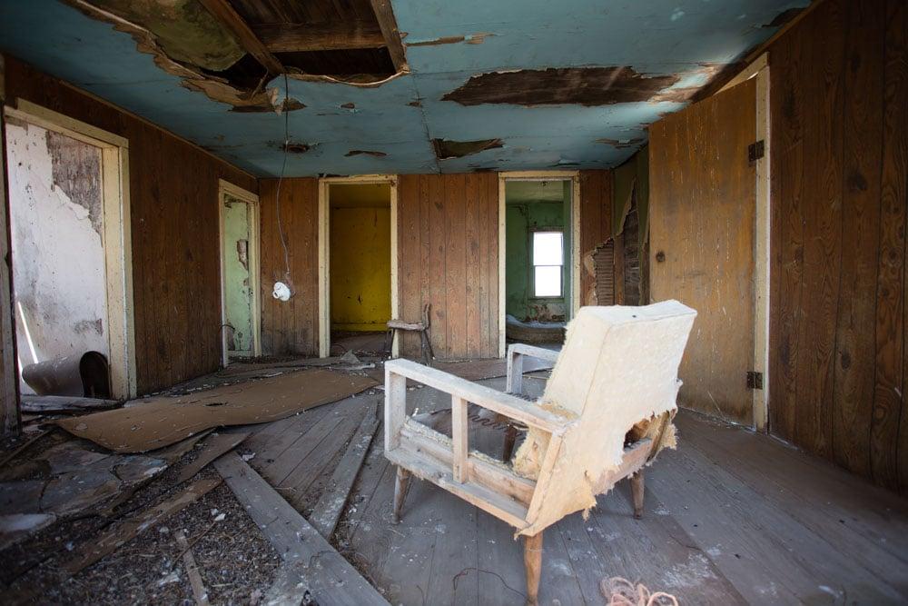 Chair, Oklahoma Panhandle