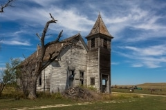 Church, Cottonwood