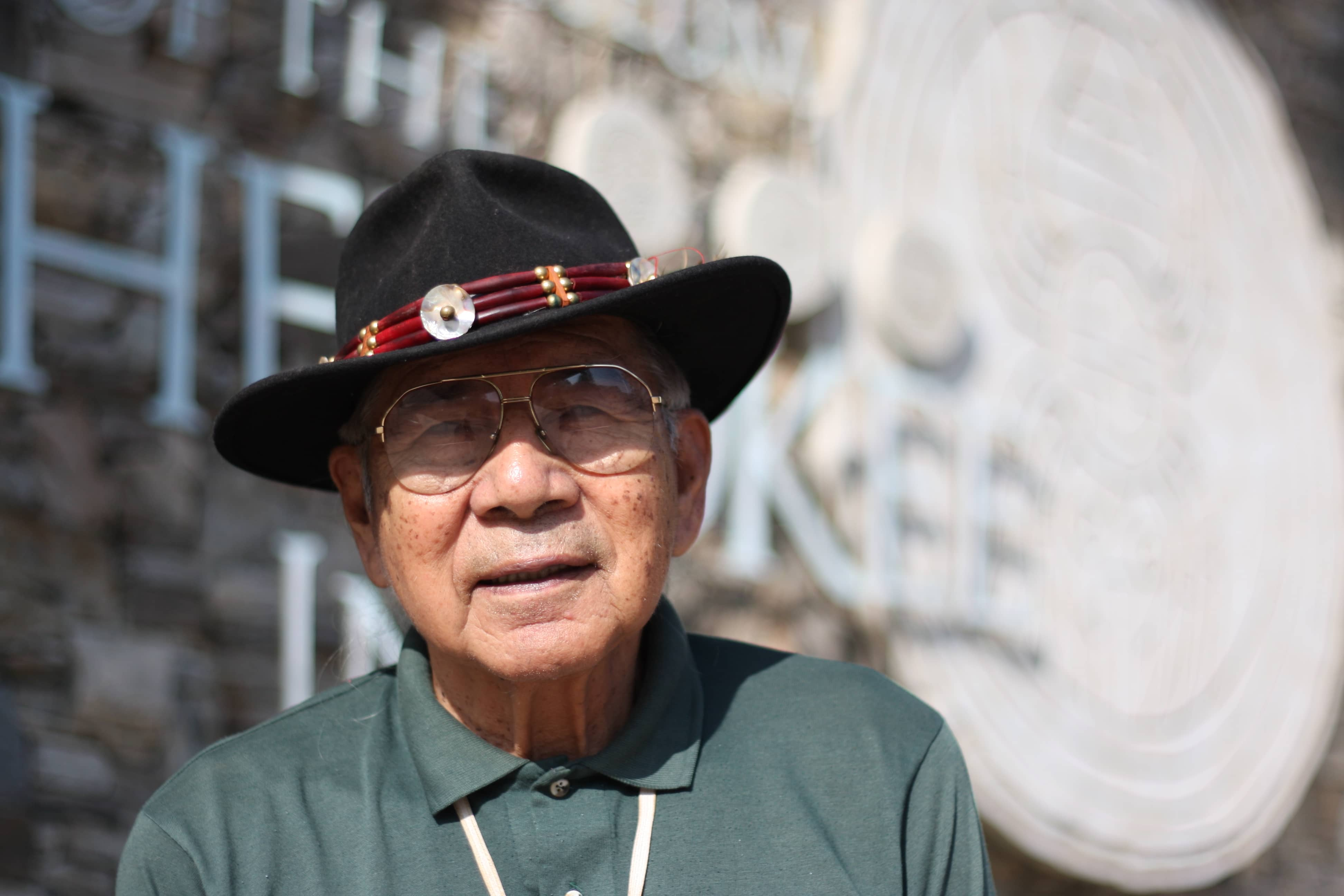 Jerry Wolfe, Museum of the Cherokee Indian