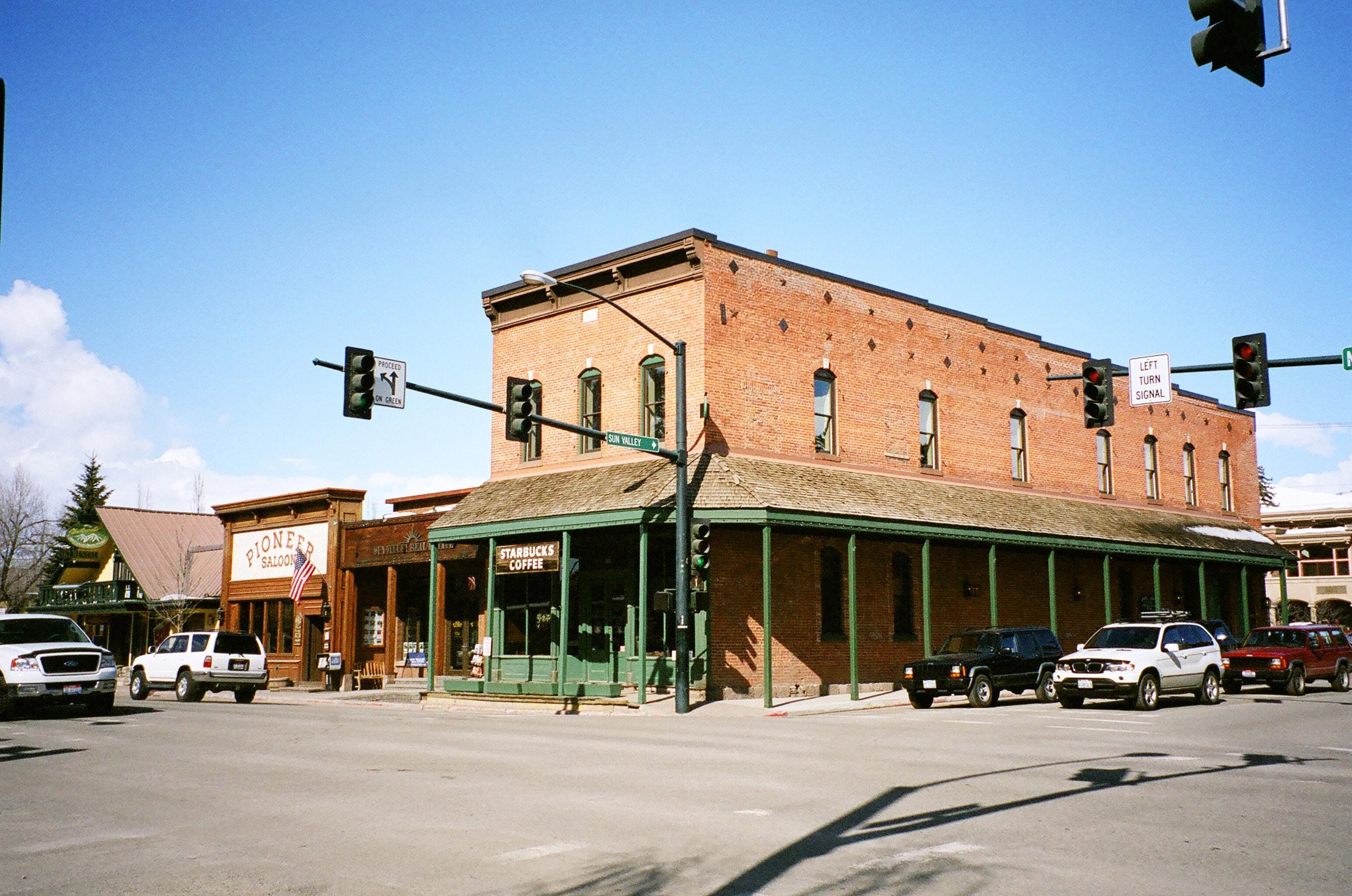 Ketchum Main Street