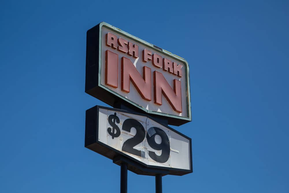 Ash Fork Inn, Ash Fork, Arizona