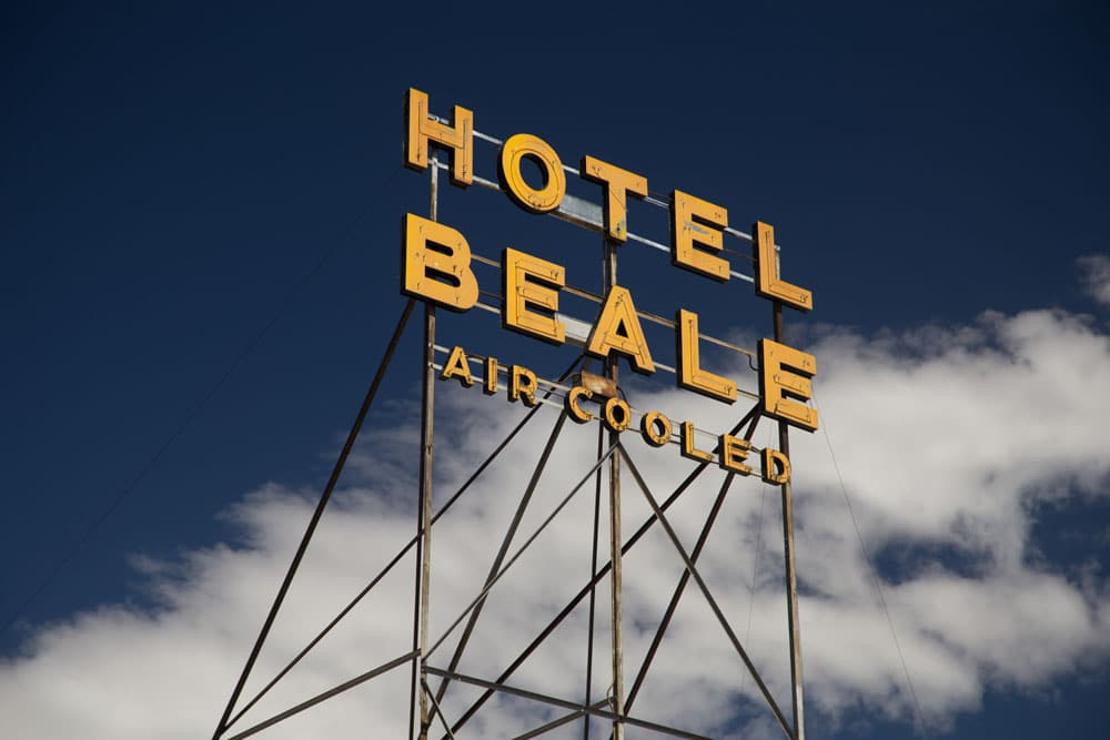 Hotel Beale, Kingman, Arizona