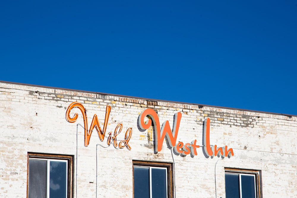 Wild West Inn, Wells, Nevada