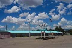 Sands Motel, Carrizozo, New Mexico