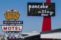 Royal Host Motel, Las Cruces, New Mexico