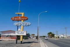 Town House Motel, Las Cruces, New Mexico