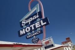 Supai Motel, Seligman, Arizona