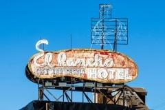 El Rancho Hotel, Wells, Nevada