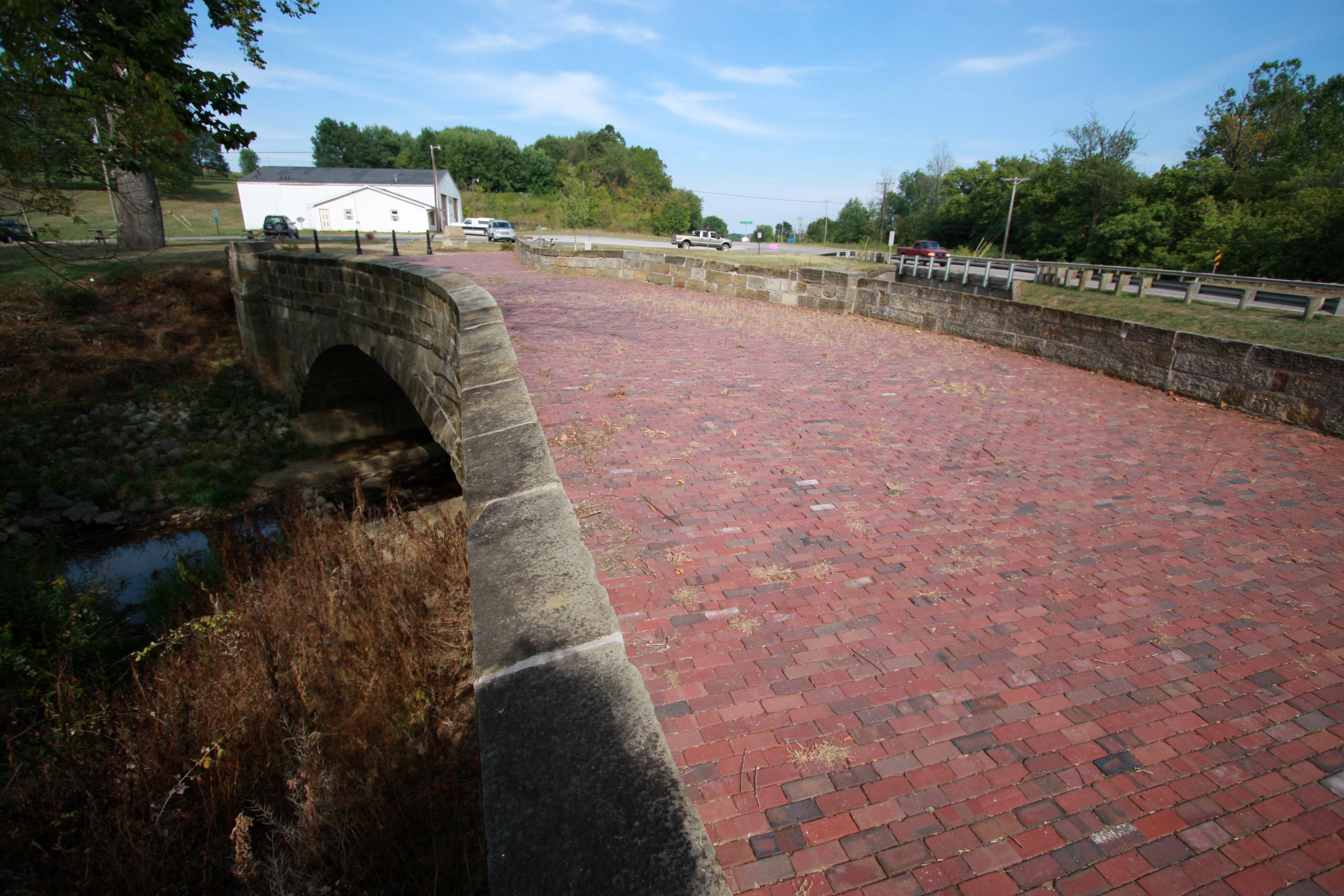 Peter's Creek S Bridge