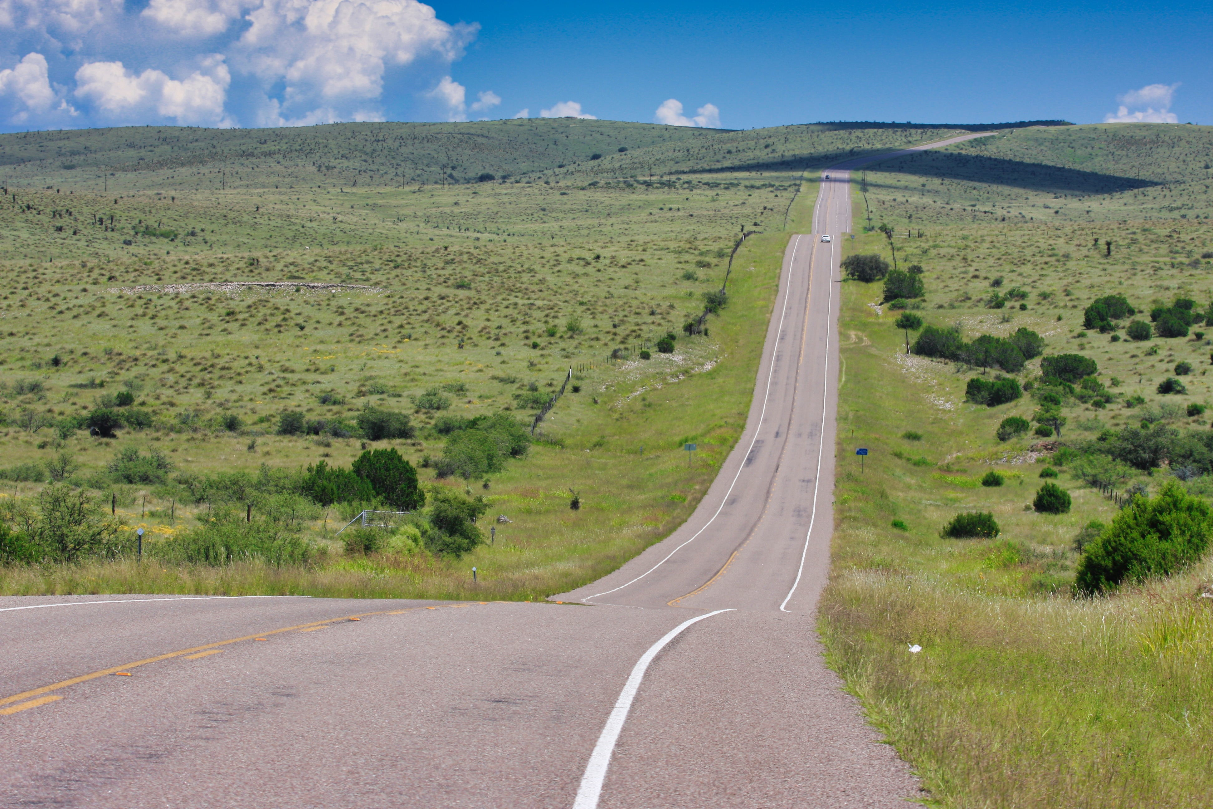North-to-Marfa-on-US-Route-67-Texas-