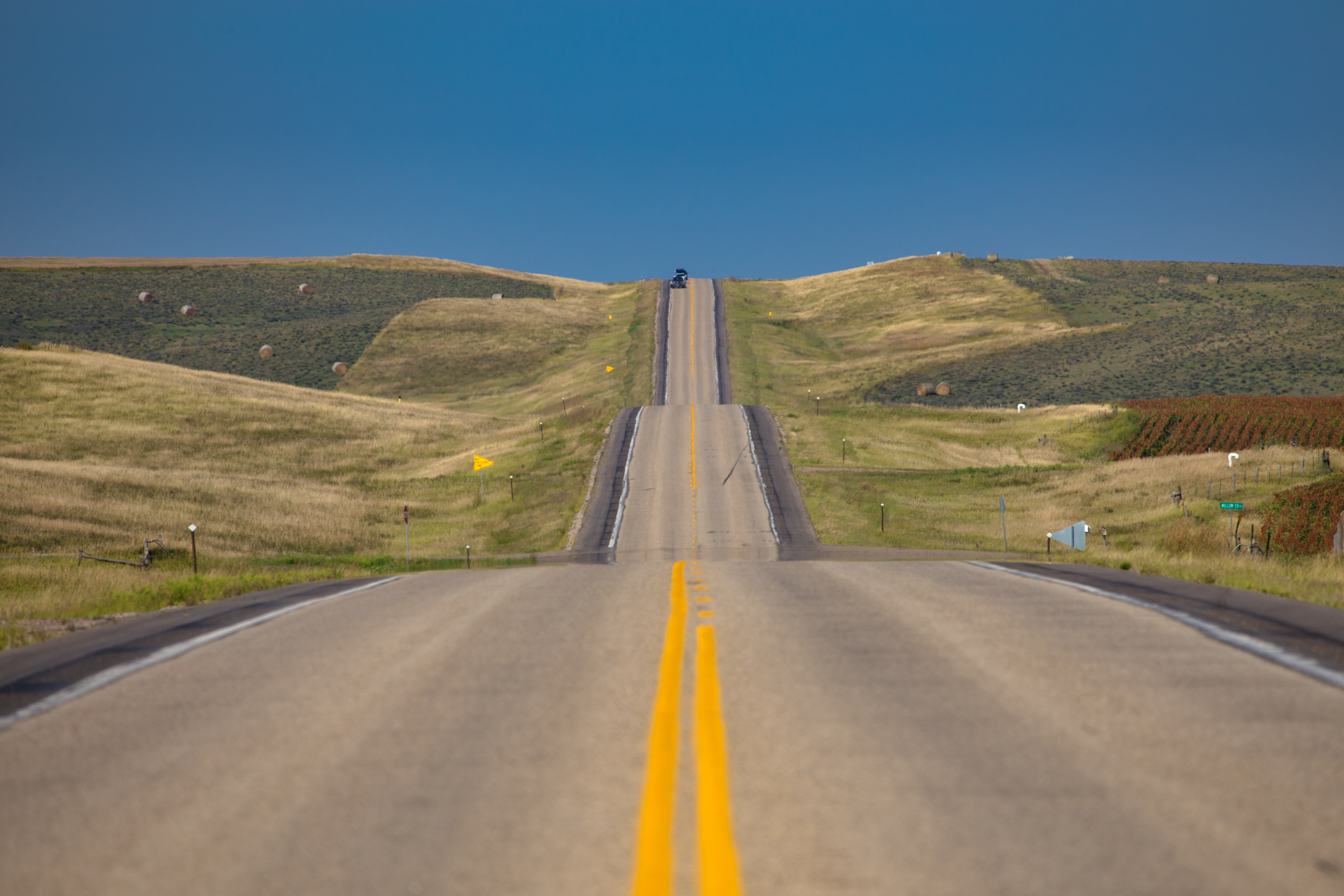 South Dakota Hills
