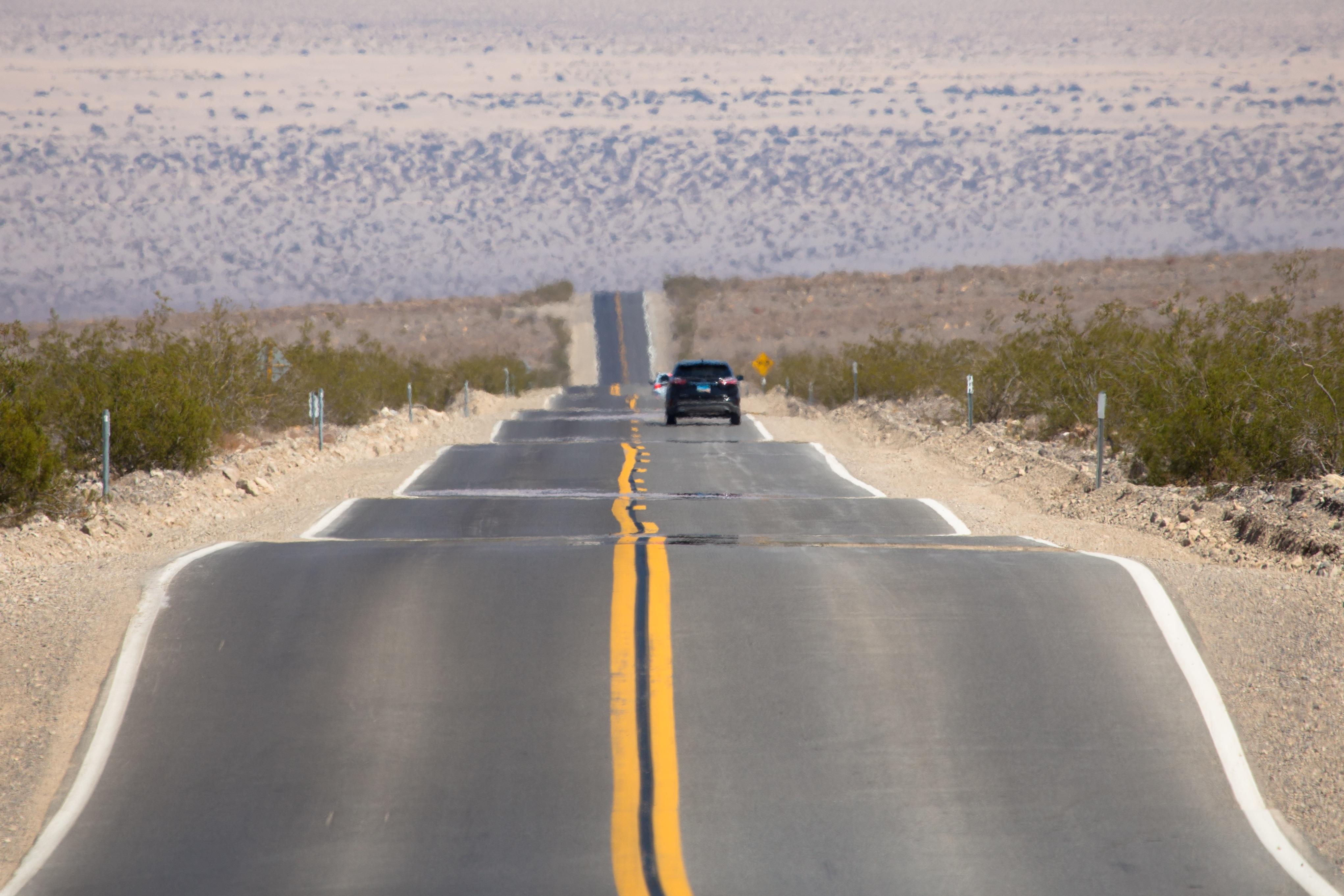 Undulations, Death Valley National Park, California