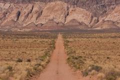 Dirt Road to San Rafael Cliffs