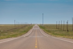 US Route 287, Texas Panhandle