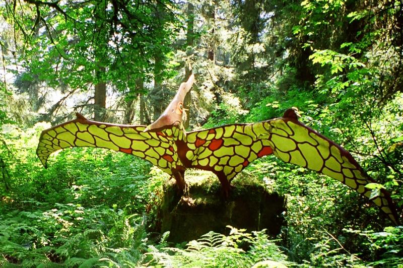 Oregons Prehistoric Gardens