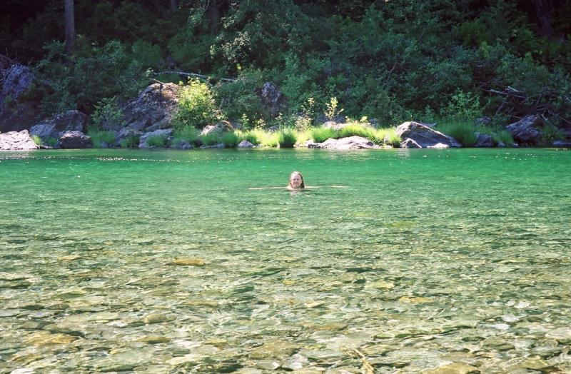 Smith River, Jedediah Smith Redwood SP