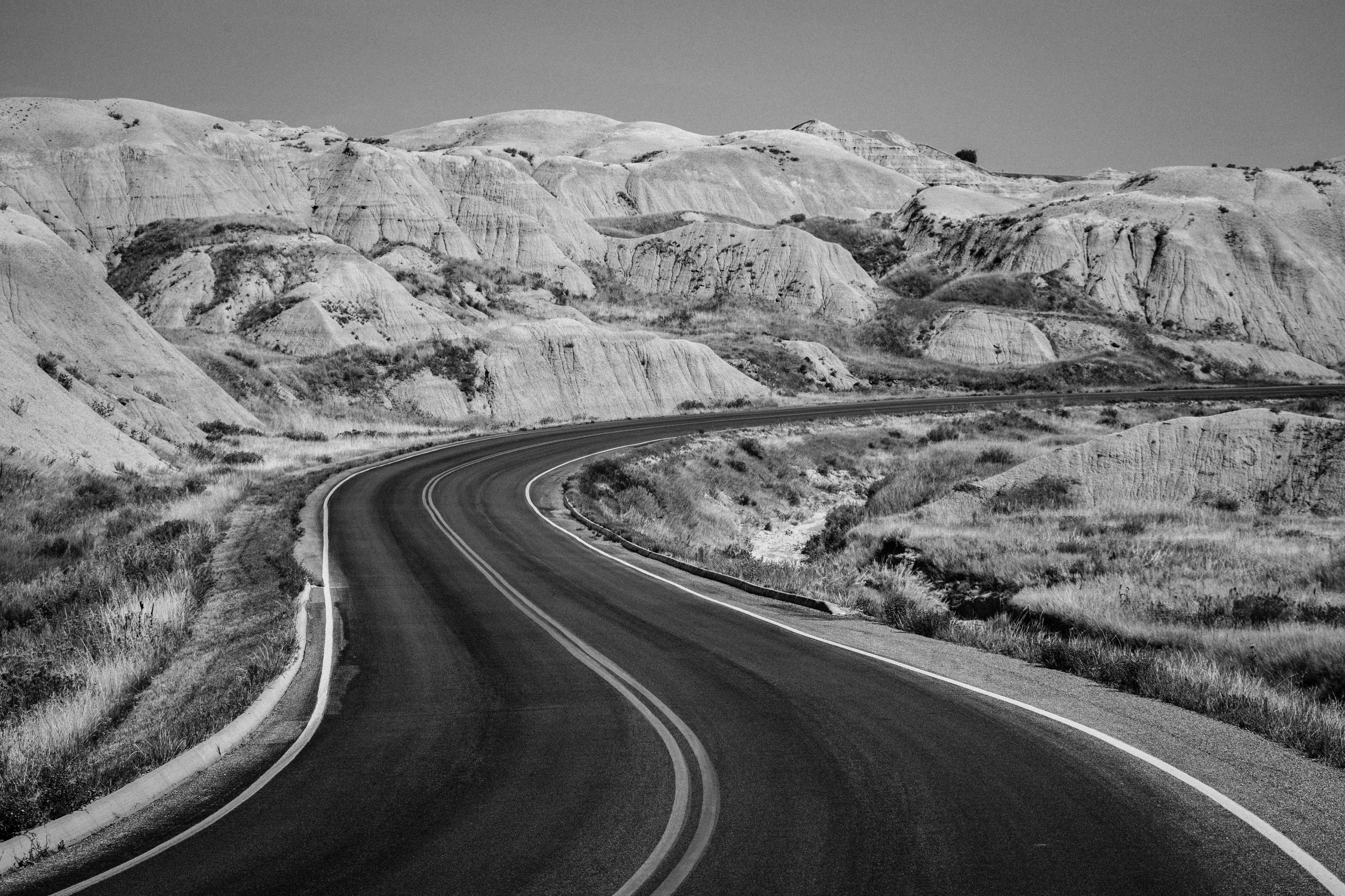 South Dakota Highway 240, Badlands National Park
