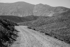 Aguereberry Point Road, Death Valley