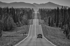 Edgerton Highway - Alaska Route 10 - towards Chitina