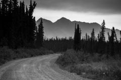 McCarthy Road,  Wrangell-St. Elias National Park, Alaska