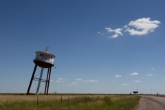 Britten Water Tower, Groom
