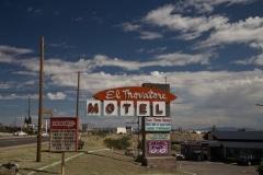 El Trovatore Motel, Kingman, Route 66
