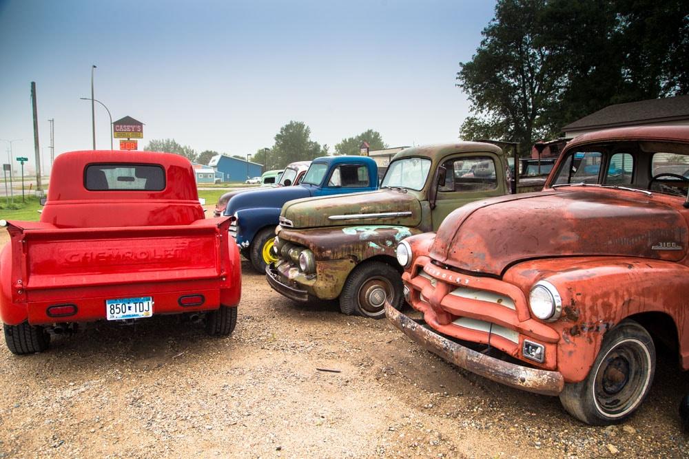 Chevrolet 3100, Lake Park