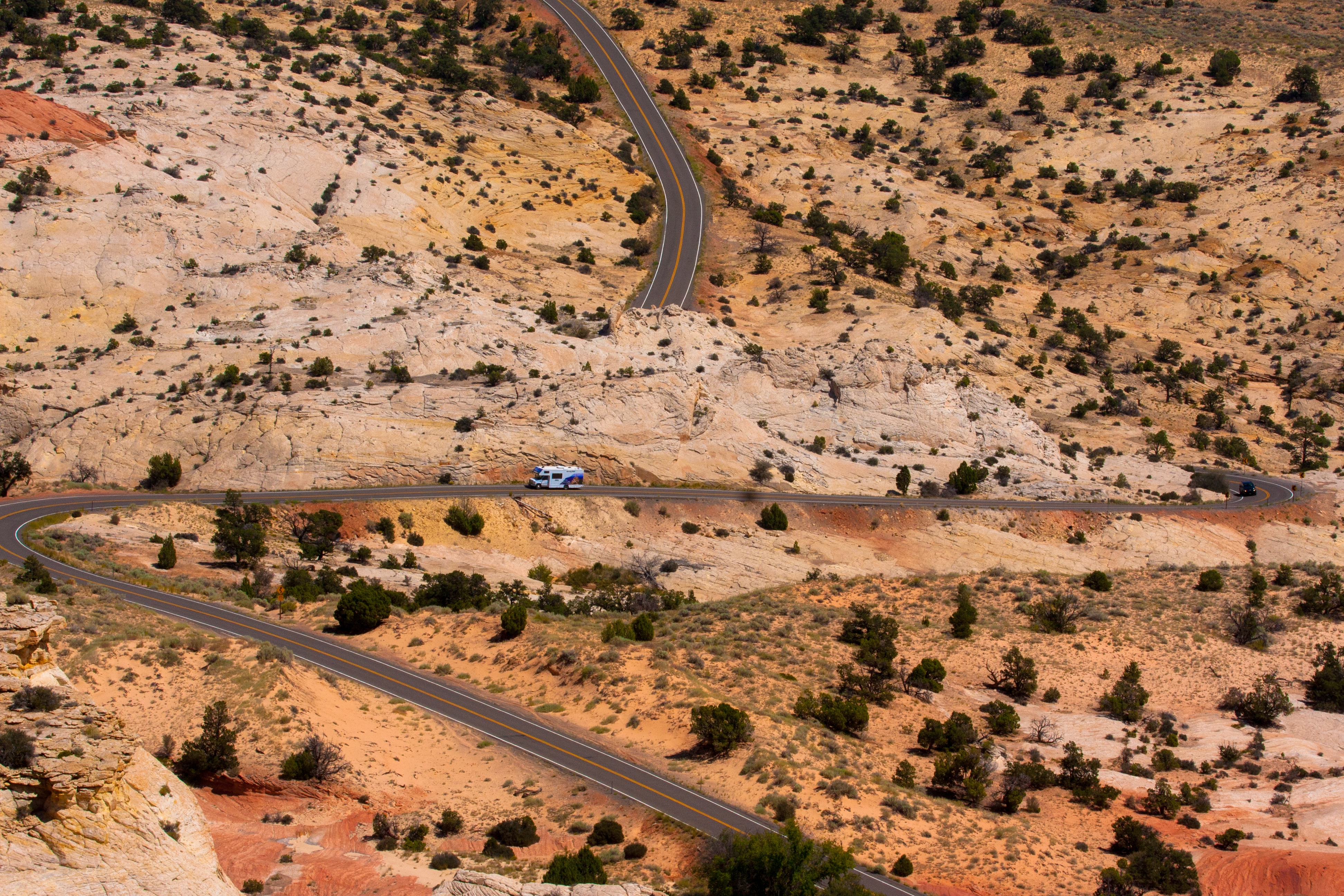 Utah State Route 12, A Journey Through Time Scenic Byway