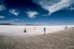 Photography, Bonnevile Salt, Flats, Utah