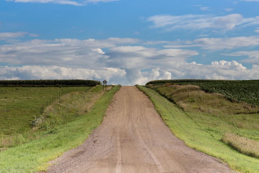 Farm Road, Minnesota
