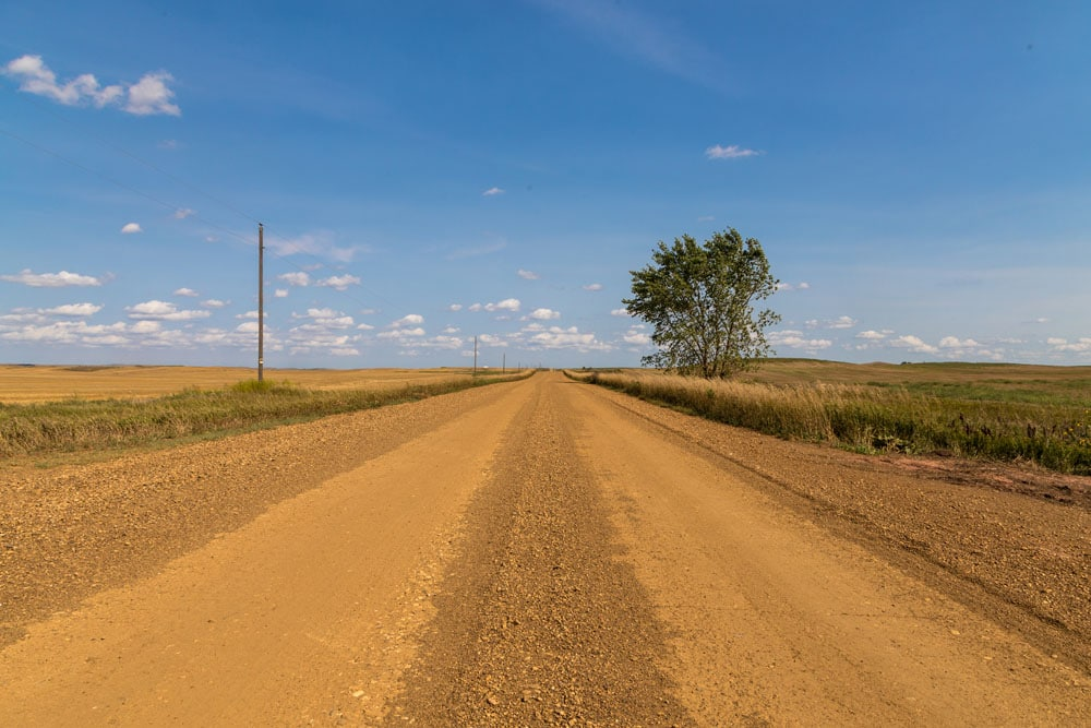 Old Red/Old Ten Scenic Byway