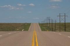 Route 64, Oklahoma Panhandle