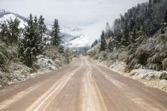Yankee Fork Road, Idaho