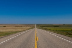 US Route 14, South Dakota Plains