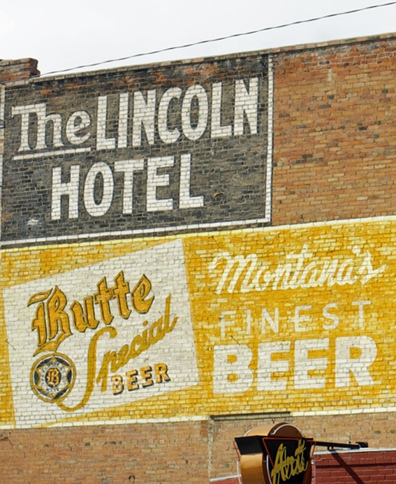 Day 8 Lincoln Hotel_Butte Montana