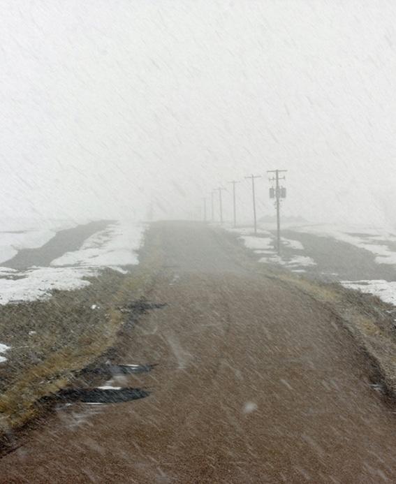 Day 9 Idaho Snow