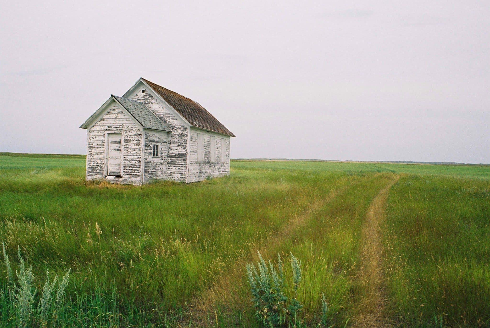 North Dakota – The Emptied Prairie