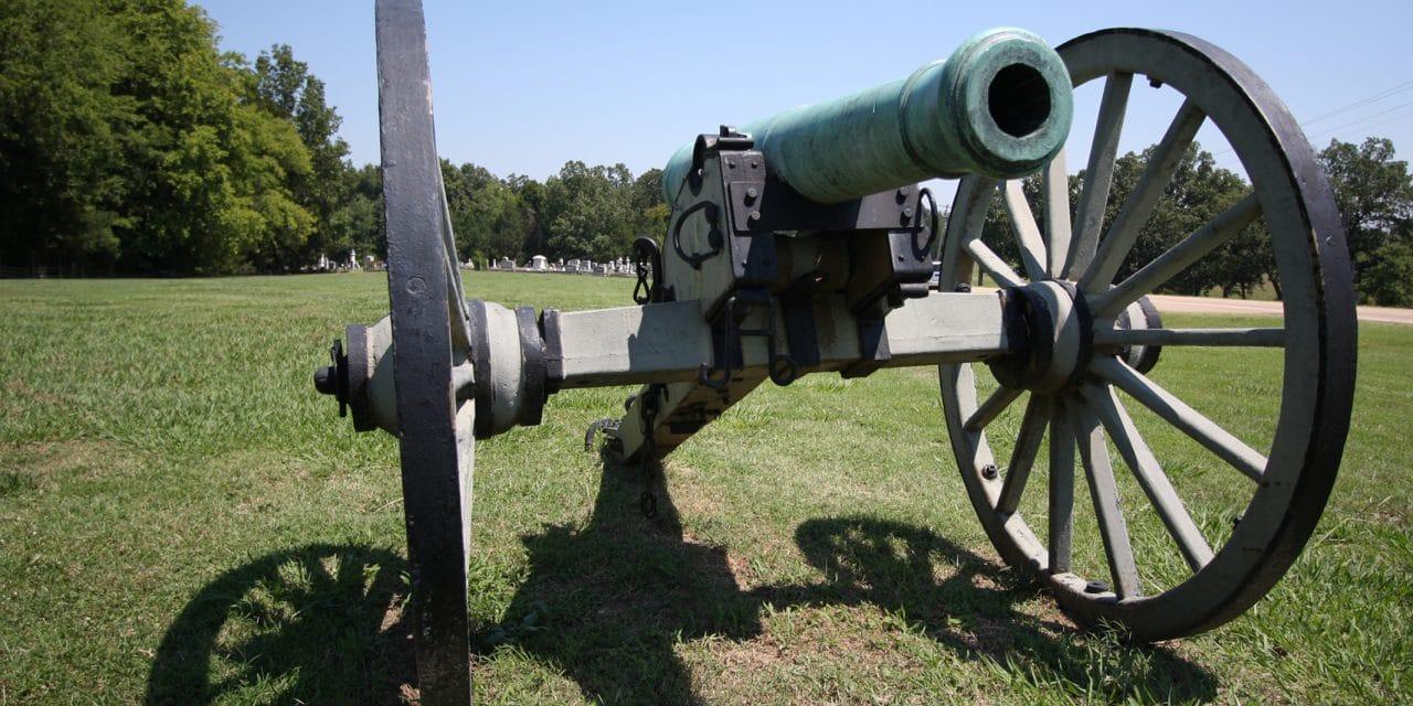 Graves & Guns on the Natchez Trace