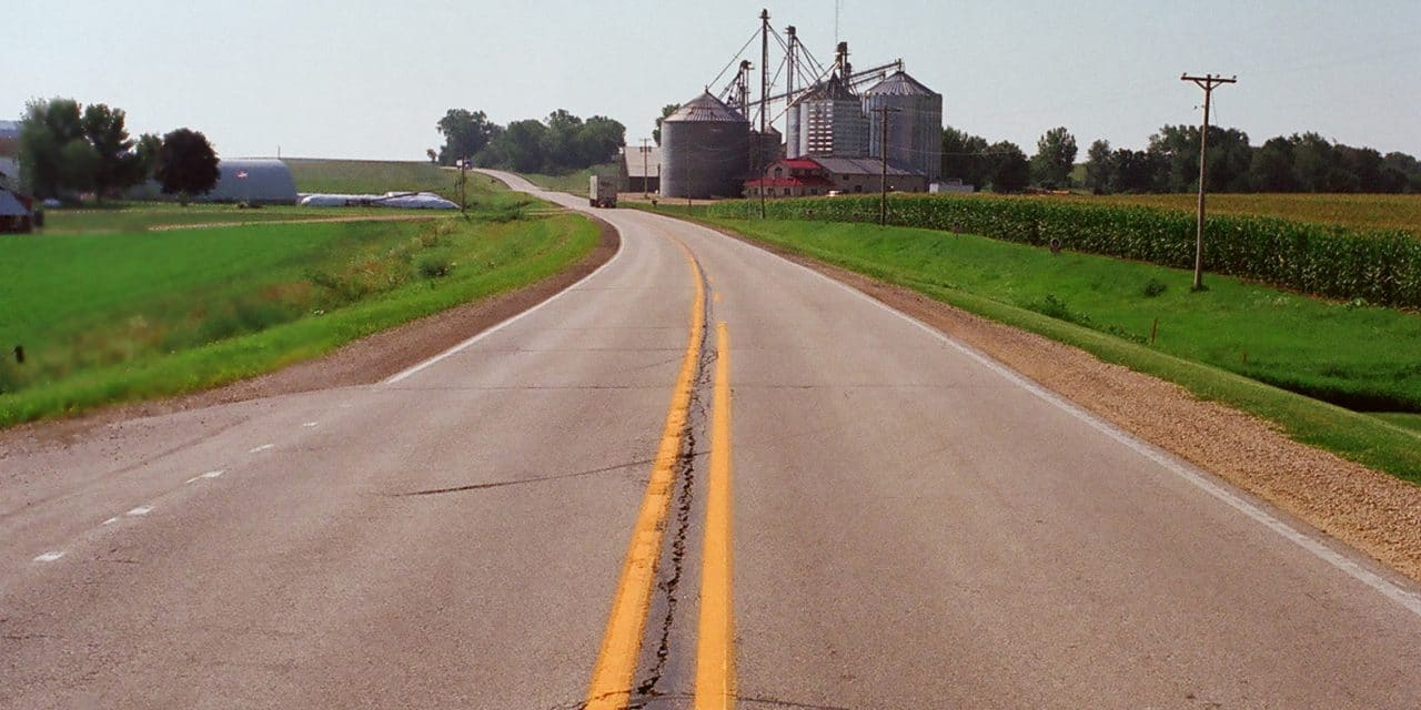 Cedar Rapids, Iowa to Galena, Illinois
