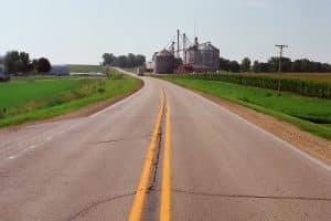 Cedar Rapids, Iowa to Galena, Illinois