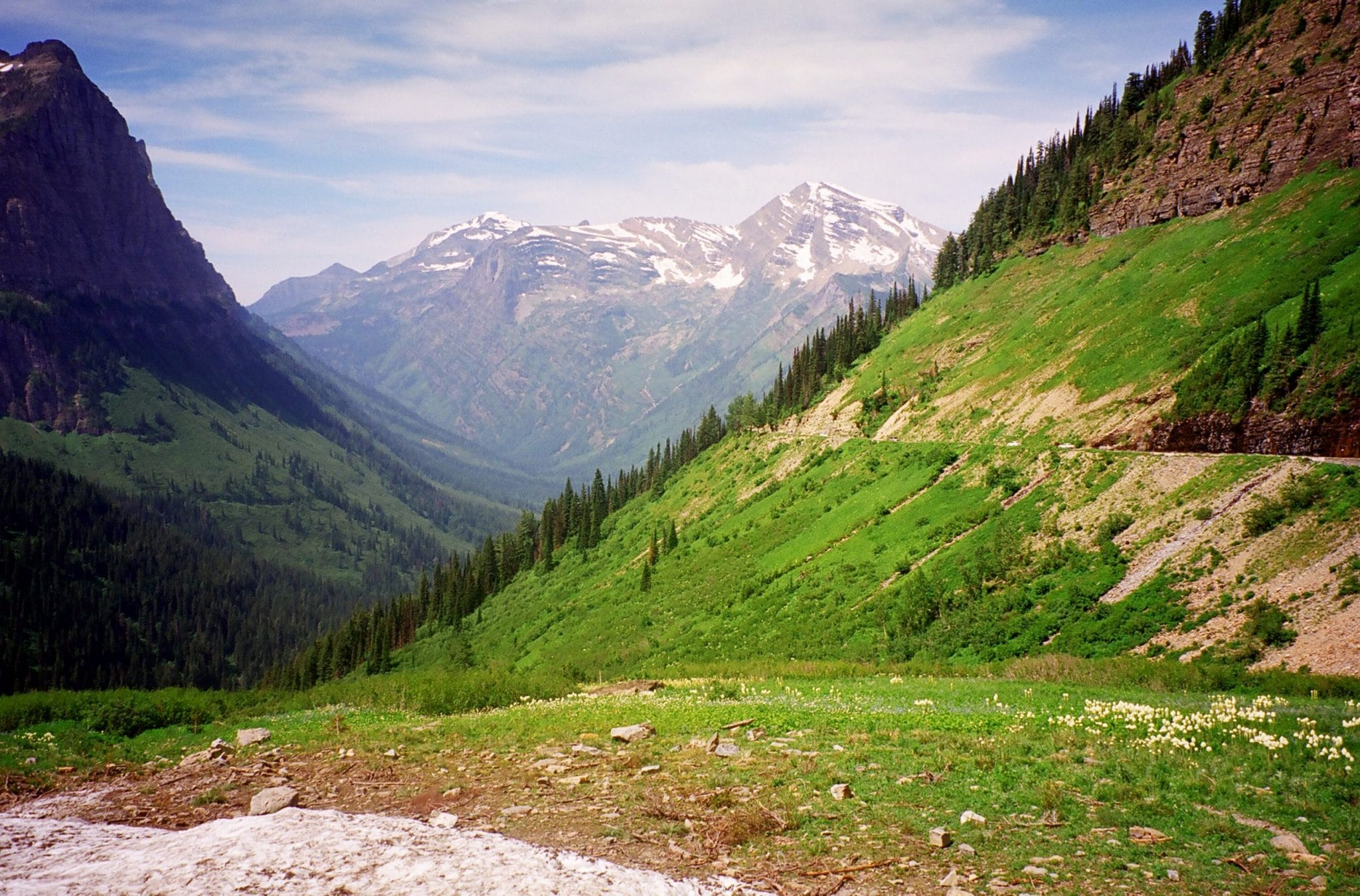 Montana: Going-to-the-Sun Road