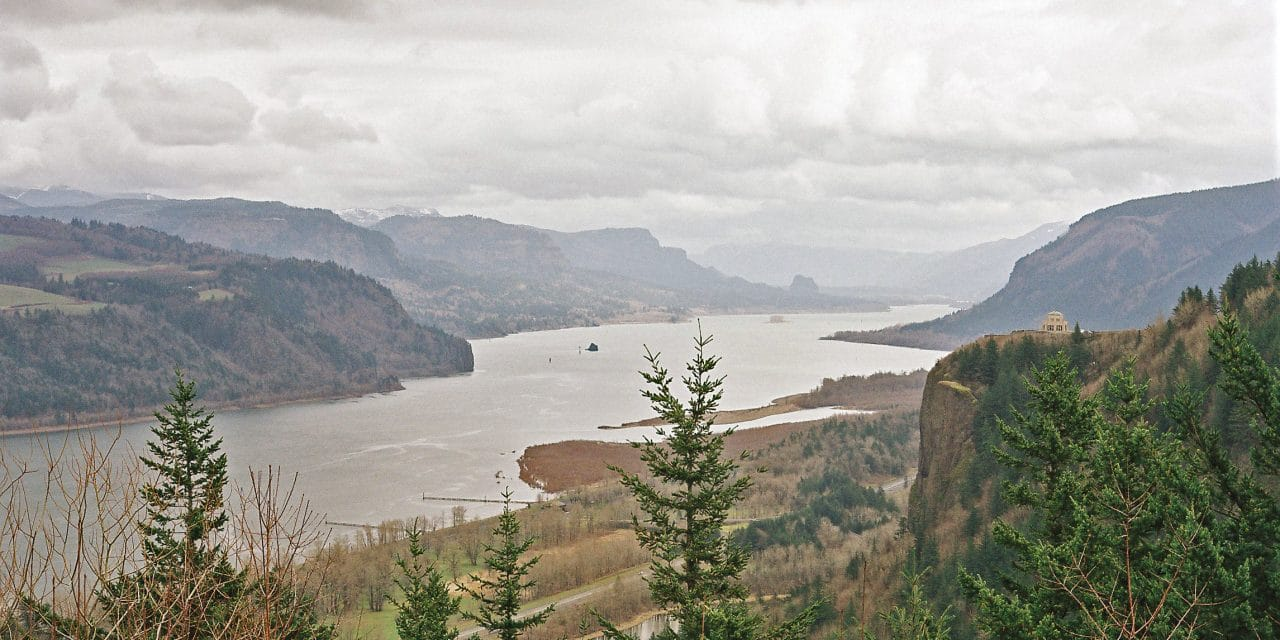 Oregon, Historic Columbia River Highway